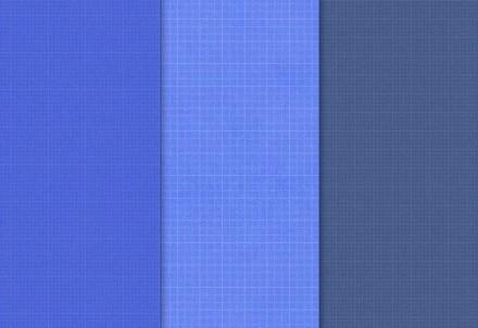Seamless blueprint free patterns