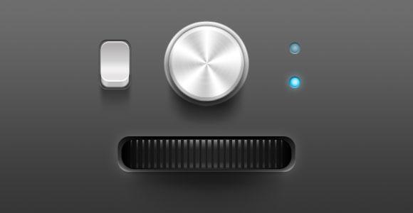 UI-controls-free-psd