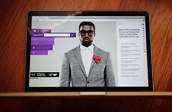 Yahoo.com redesigned - Free PSDYahoo.com redesigned - Free PSD
