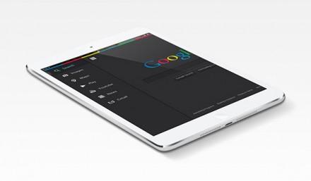 Google.com redesigned - Free PSD