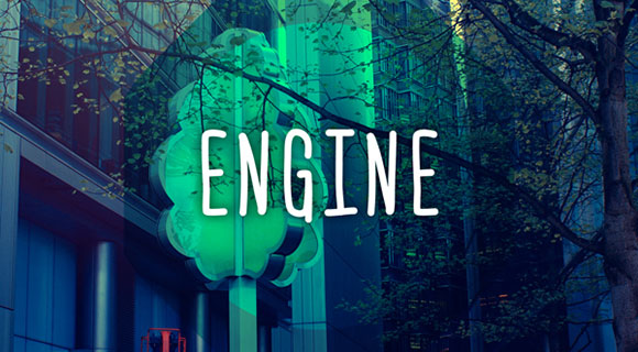 Engine Font Download