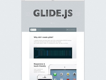 js sliders freebie