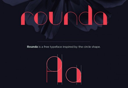 Rounda free font