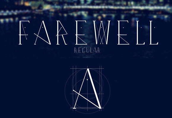 Farewell Regular Font Download
