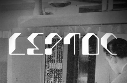 Leptoc free font