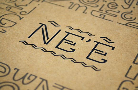 ÑE'Ê free Guaraní Font Download