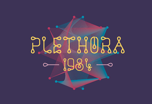 Plethora 1984 Font Download