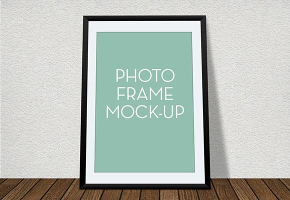 Mock Up Psd Frame