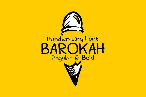 Barokah Free Font Download