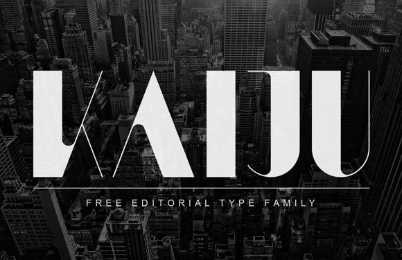 Kaiju free font