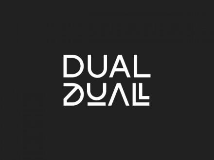 Dual 300 free font