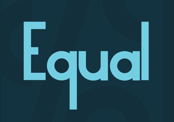 Equal Free Font Download
