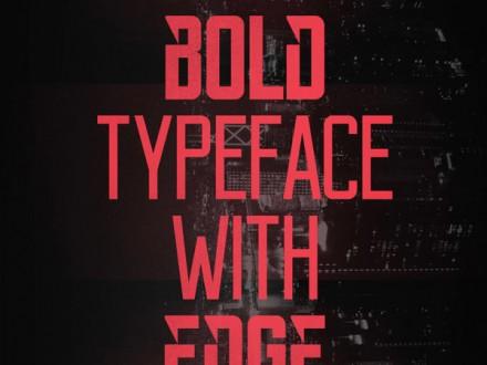 Reckoner free font