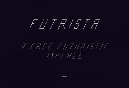 Futrista free font