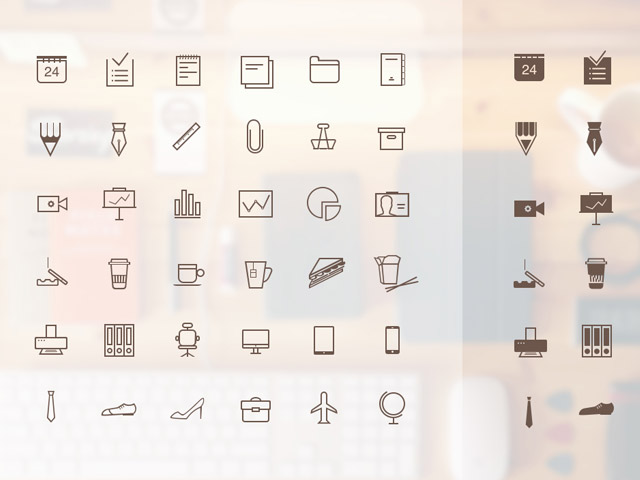 SketchActive - Free Sketch icon sets