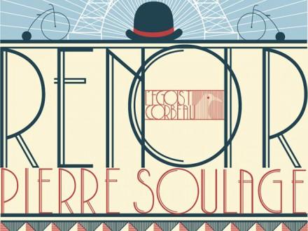 L'egoist Corbeau free font