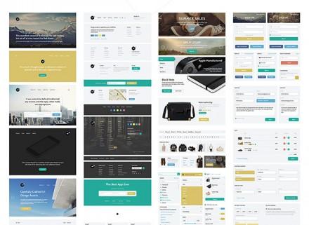 Edge - Web UI kit