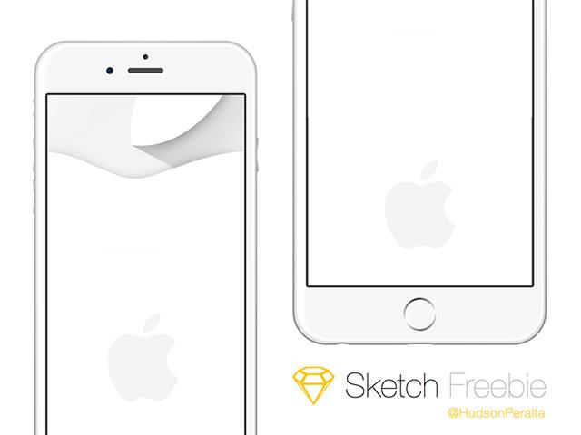 Printable Iphone 6 Mockup Iphone 6 6 Plus Mockups –