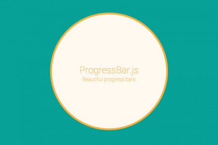 ProgressBar.js - Responsive progress bars