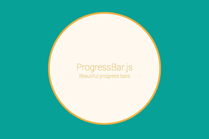 ProgressBar.js - Responsive progress bars