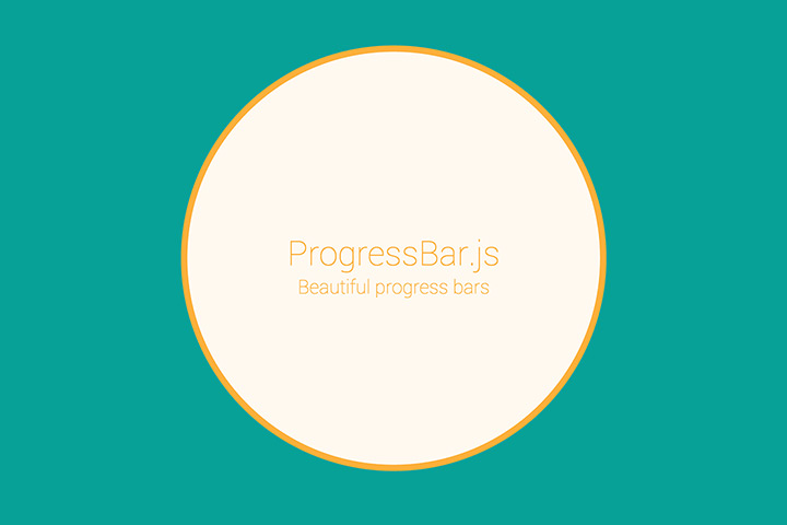 Progressbar Js Responsive Progress Bars Freebiesbug
