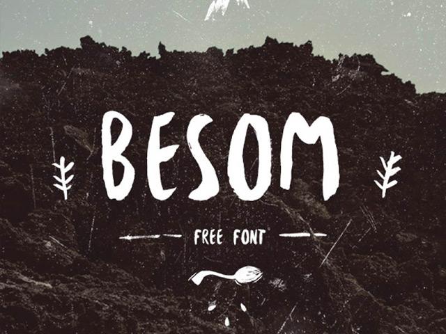 http://freebiesbug.com/wp-content/uploads/2015/07/besom-free-font.jpg