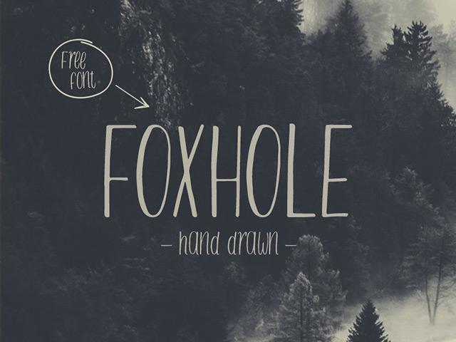 http://freebiesbug.com/wp-content/uploads/2015/07/foxhole-font-free-typeface.jpg