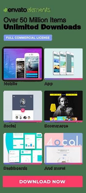 2017's Best Ready-Make UI kit