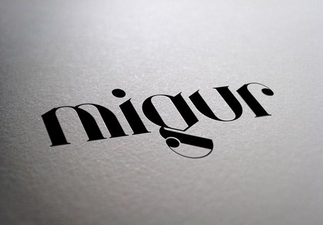 Migur: A free elegant serif font - Freebiesbug
